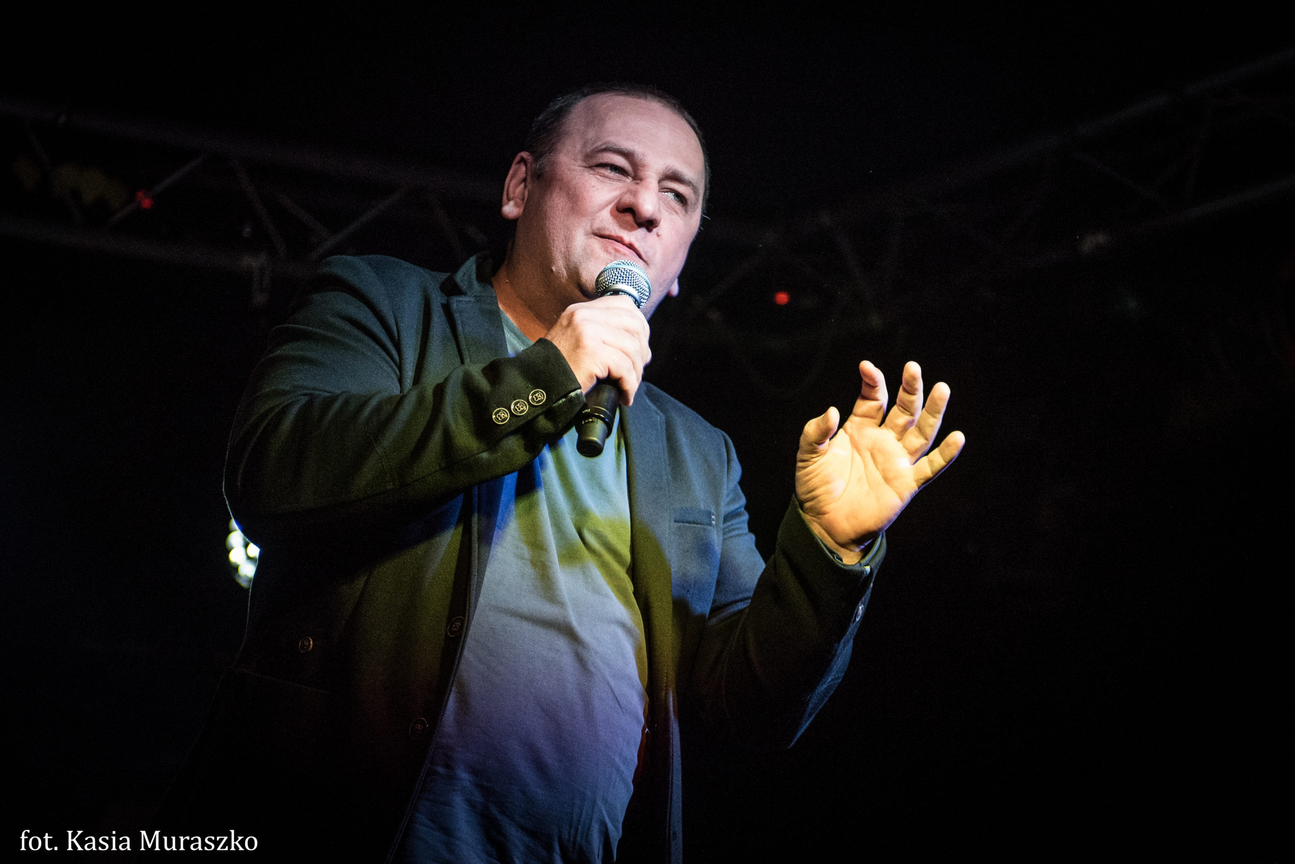 Read more about the article Grzegorz Halama – Stand-up Kabaret Film